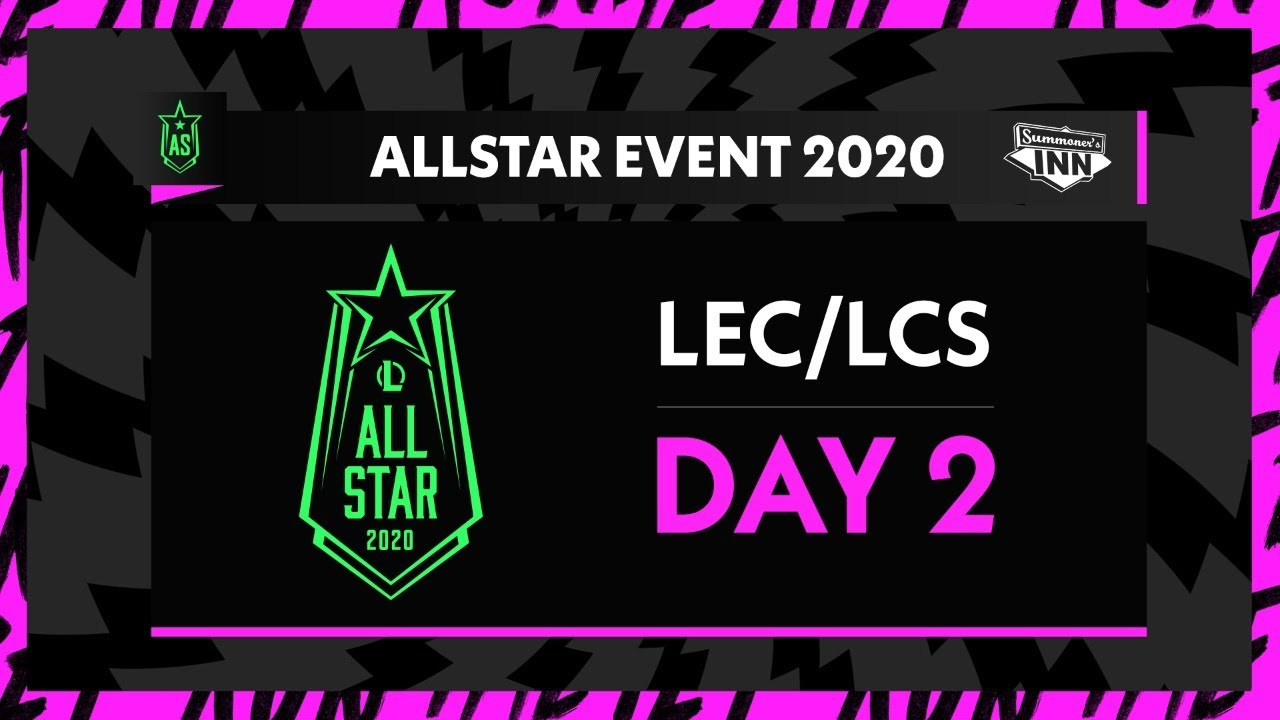 All Stars Event 2020 - LEC/LCS Tag 2 [GER]