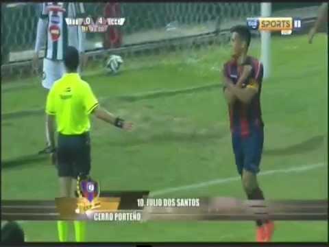 Rubio nu 0-4 Cerro Porteno