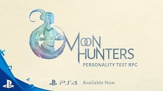 Moon Hunters - Launch Trailer | PS4