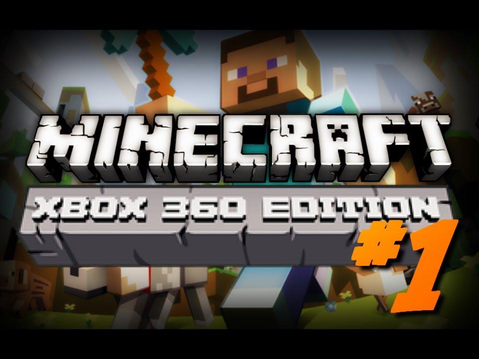 Minecraft Xbox 360 Edition | Различия между версией игры ...
