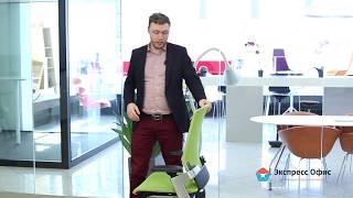 Обзор усовершенствованного офисного кресла On производства Германии