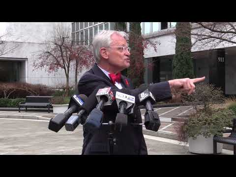 Rep. Earl Blumenauer speaks after report of Sessions' plan to rescind pot policy