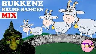 Bukkene Bruse-sangen - og mye mer! | Norske barnesanger
