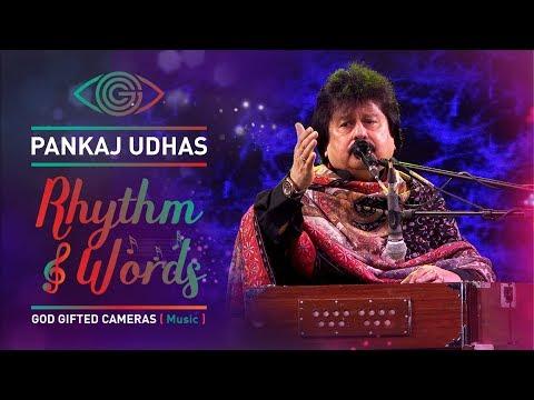   Pankaj Udhas     Aap Jinke Kareeb Hote He     Live Performance     God Gifted Cameras  