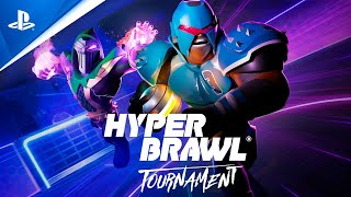 HyperBrawl Tournament  - Announcement Trailer  | PS4
