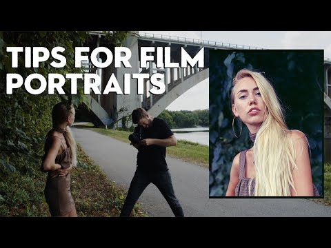 6 Tips for Shooting Portraits on Film | Photography Tips