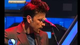 """Antonio Birabent canta """"Hoy ya no soy yo"""" - Telefe Noticias"""