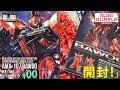 ガンプラ「RE/100 バウ(BAWOO NEO-ZEON MOBILE SUIT AMX-107)」#00開封/機動性ガンダ…