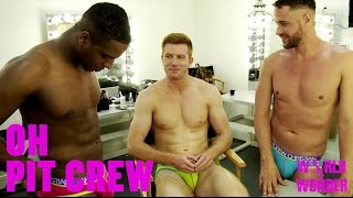 "RuPaul's Drag Race Oh Pit Crew - Season 8 Episode 5 ""Pickup Lines"""