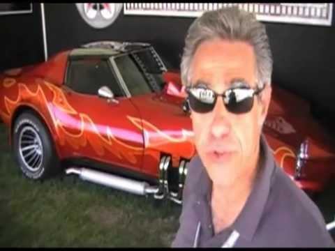 Mid America Motorworks >> Corvette Summer Movie Car - Corvette Funfest in Effingham ...