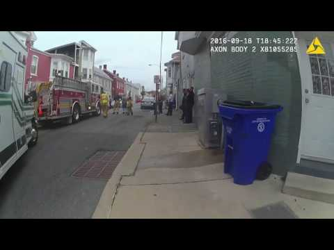 Hagerstown Police Department Releases Body Camera Video From Pepper Spray Incident