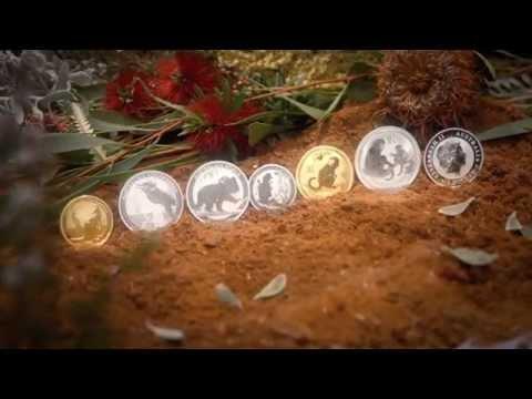 Perth Mint Unveils 2016 Australian Bullion Coin Program