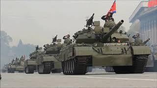 """I Put """"ROBOTS!"""" Theme over North Korean Parade"""