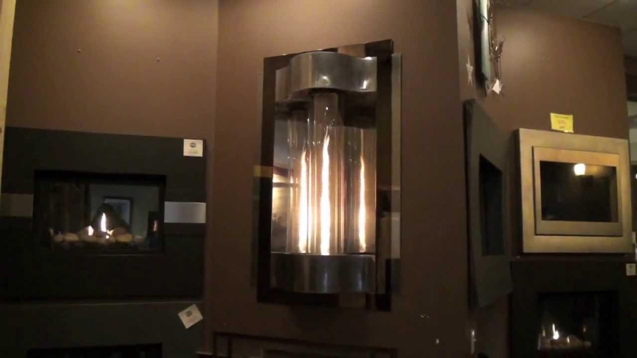 Cyclone Fireplace by Okanagan Fireplace Den in Kelowna - YouTube