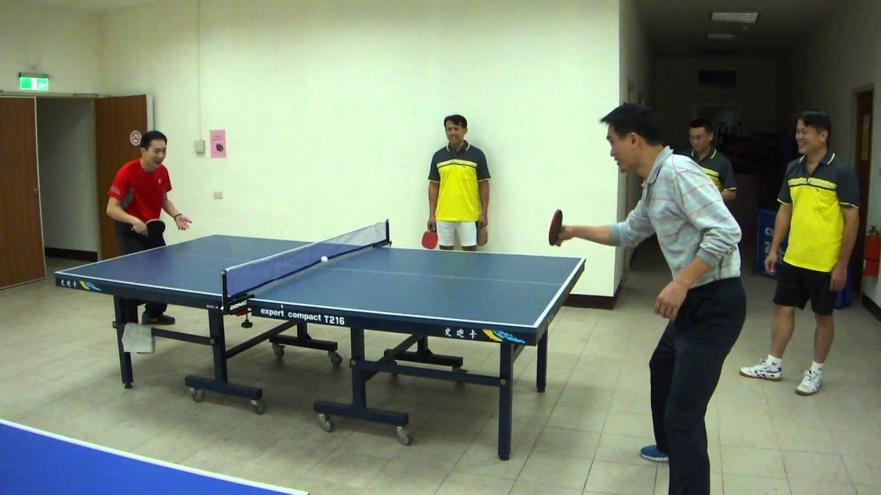 20131128郭教練桌球教學-1 - YouTube