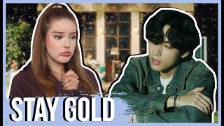 Baixar BTS (방탄소년단) 'Stay Gold' Official MV REACTION | Lexie Marie