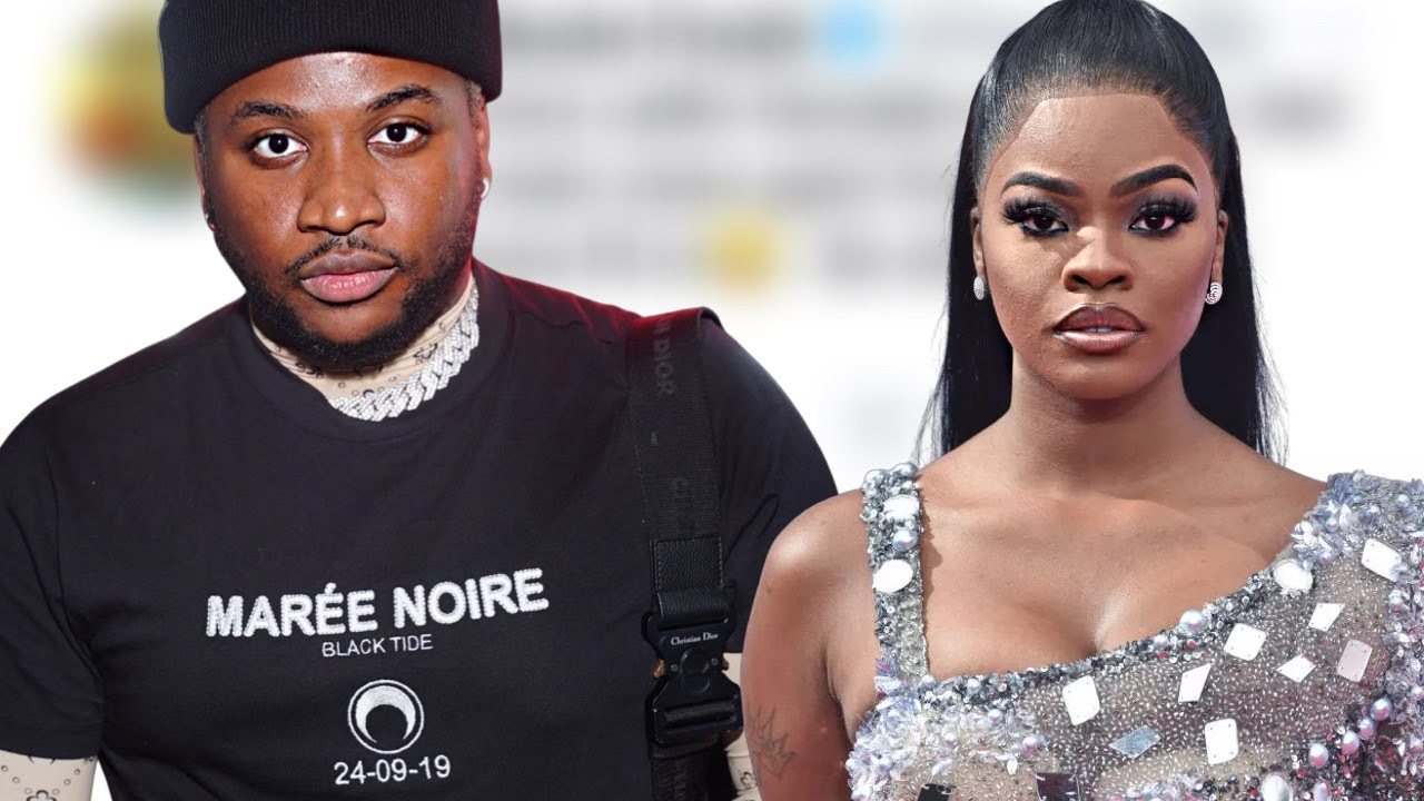 Download Arrogant Tae is to blame for City Girls Jt horrible wig malfunction at the 2021 BET Awards!