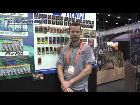 AFTA REVIEW: EJ Todd distribution of Tiemco lures in Australia AFTA 2015