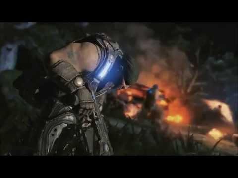 Gears of War 3 trailer español latino