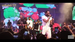 D'Banj, Don Jazzy, Mo'Hits Crew Finally Reconcile, Perform At #30BillionConcert