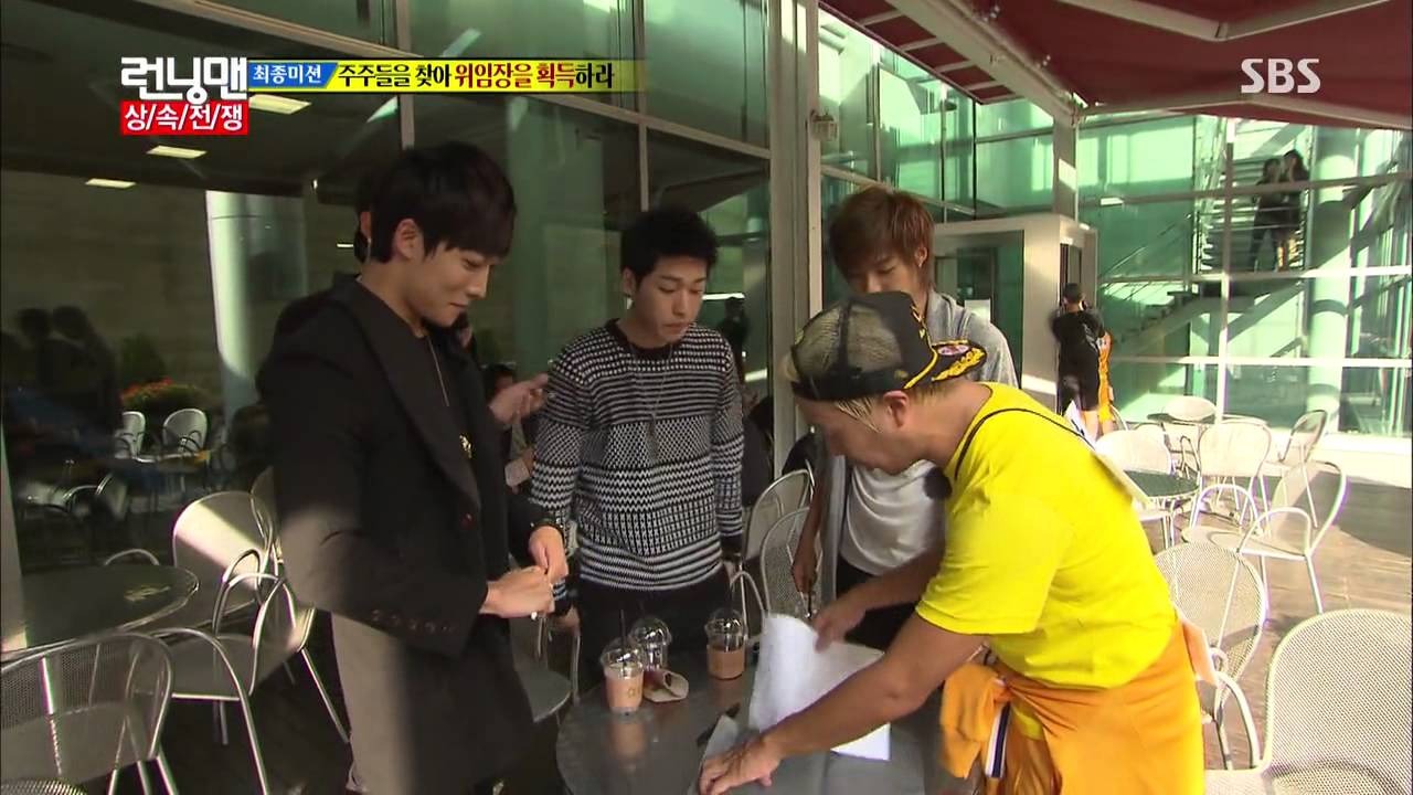 런닝맨 Running man Ep.166 #2(14) - YouTube Running Man Ep 166