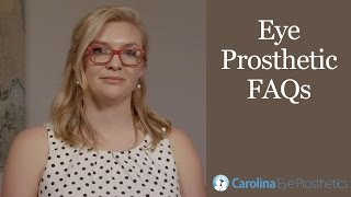 Eye Prosthetic | FAQs | Carolina Eye Prosthetics | Burlington NC