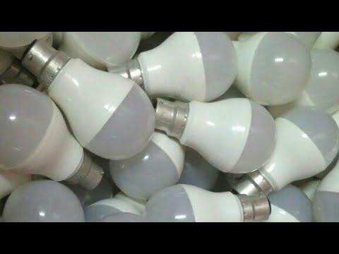 How To Repair & Making LED Bulb by Mkumar Technical