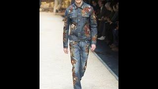 видео Мужская коллекция Dolce&Gabbana. Сезон осень-зима 2009-2010