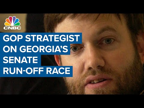 GOP strategist on which party is better positioned in Georgia Senate run-off race