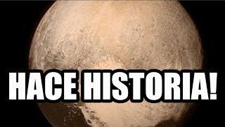 LA SONDA NEW HORIZONS HACE HISTORIA LLEGANDO A PLUTÓN. Plutón forma de corazón