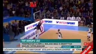 Fenerbahçe Ülker Malaga Basketbol Maçı Hangi Kanalda Canlı Yayınlanacak? (13 Mart 2014)