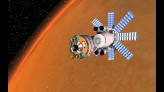 Expedition to Mars, Phobos and Deimos
