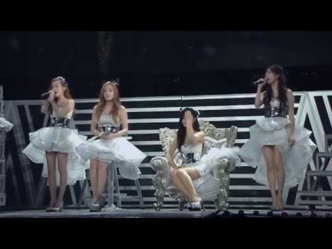 Ba Ba Ballad Ver Girls Generati Girls & Peace World Tour in Seoul DVD