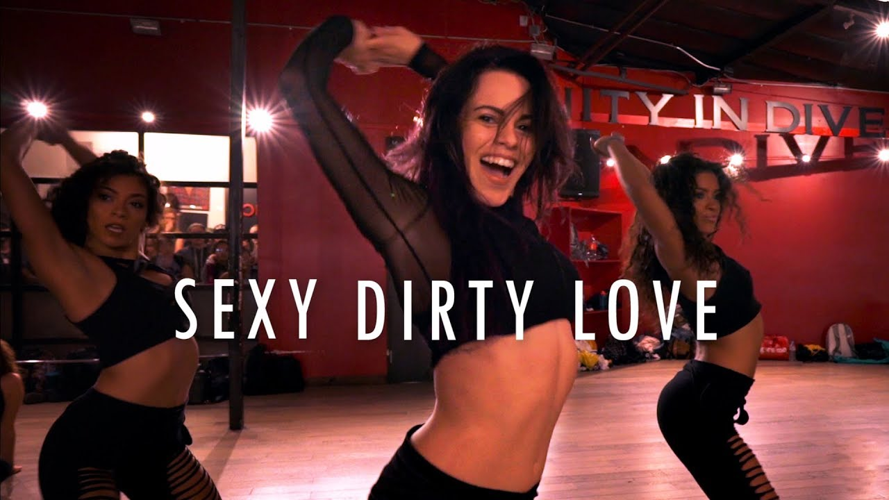 Demi Lovato - Sexy Dirty Love - Choreography by Jojo Gomez