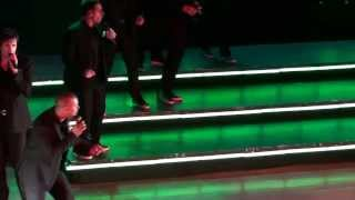 "Straight No Chaser - ""You're A Mean One, Mr. Grinch"" - Providence, RI"