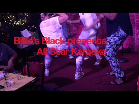 """All Star Karaoke - Da Butt Gang - """"Doin Da Butt"""" - July 7 2015"""