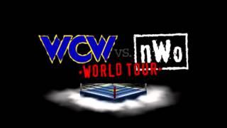 wcw vs nwo world tour main menu