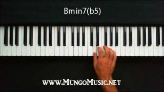 How to play Fly Me To The Moon on piano