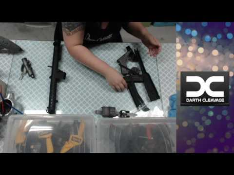 Unbreakable E-11 Assembly and Unboxing of the Evike E-11 Airsoft