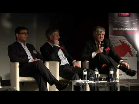 Roundtable: The Business of Open Source - Evolution, convergence and confusion?