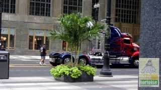 Transformers 4 Chicago Filming Footage 9/7/13 by Three Tortoise