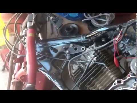 Honda 185s Stator