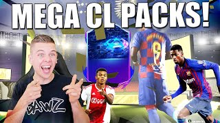 MEGA CHAMPIONS LEAGUE FIFA 20 PACK OPENING!!