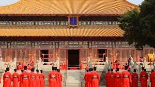 2016 丙申年清明节北京历代帝王庙明制祭礼 | Qingming Festival Worship Ceremony at Temple of Ancient Monarchs Beijing