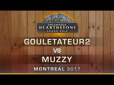 Muzzy vs Gouletateur2 - Dreamhack Montreal 2017 Round 7