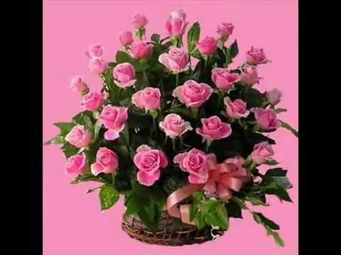 Beaux bouquets de fleurs youtube for Bouquet de fleurs photo