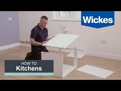 How To Build A Kitchen Cabinet With Wickes