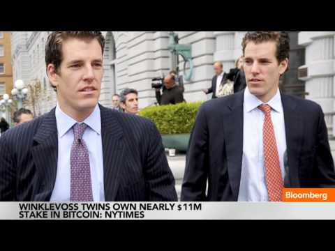 Bitcoin Fortune: Winklevoss Twins Mine $11M