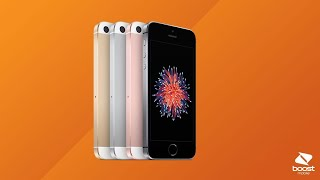 iPhone SE Unboxing (Boost Mobile)
