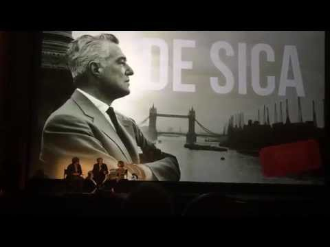 Lino Capolicchio interview from 'The Garden of the Finzi-Continis (Vittorio De Sica film)